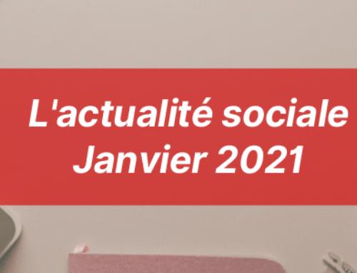 Actualités Sociales – Janvier 2021